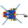 بازی ساختنی کلیک هلی کوپتر ربات