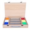 بسته چوبی مگنت 643 قطعه