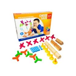 بازی ساختنی چوب سازه