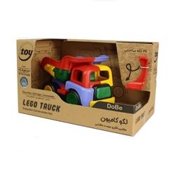 بازی لگو دوبی کامیون