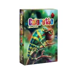 بازی رومیزی آفتاب پرست(Coloretto)