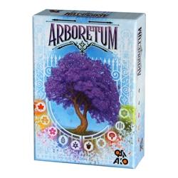 بازی رومیزی باغ موزه(Arboretum)