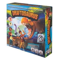 بازی رومیزی درفتاسورس (Draftosaurus)
