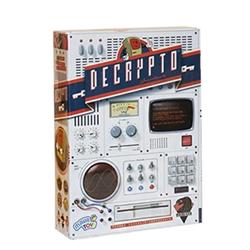 بازی دیکریپتو-رمز شکن (DECRYPTO)