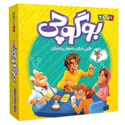 بازی رومیزی بوگوچی(Bugoochi)