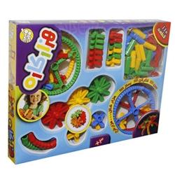 بازی ساختنی هزارکاره 110 قطعه جعبه ای