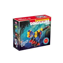 بازی ساختنی کلیک دایناسور تیرانوسوروس