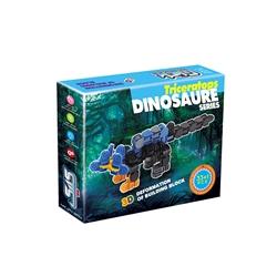 بازی ساختنی کلیک دایناسور تریسراتوپس