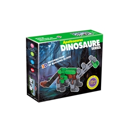 بازی ساختنی کلیک دایناسورآپاتوسوروس